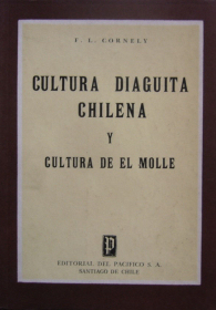 Cover of Cultura diaguita chilena ; y, Cultura de El Molle
